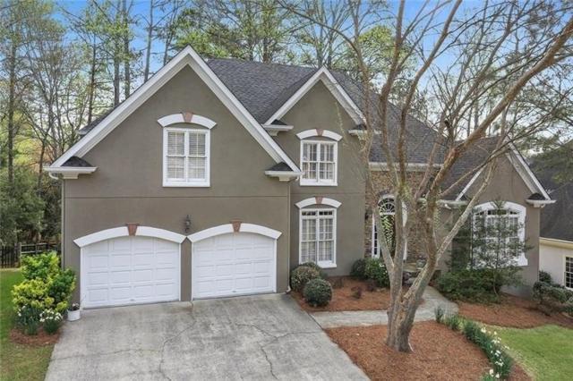 4120 Ridgehurst Drive SE, Smyrna, GA 30080 (MLS #6000223) :: Charlie Ballard Real Estate