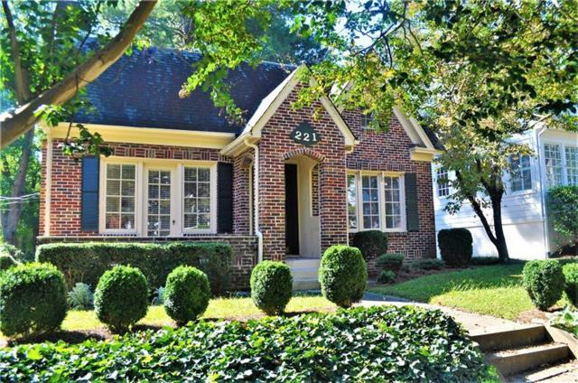 221 Eureka Drive NE, Atlanta, GA 30305 (MLS #6000227) :: North Atlanta Home Team