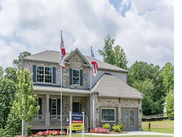 46 Red Fox Drive, Dallas, GA 30157 (MLS #6000241) :: Kennesaw Life Real Estate