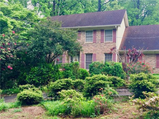 2619 Country Club Drive, Conyers, GA 30013 (MLS #6000242) :: The Bolt Group
