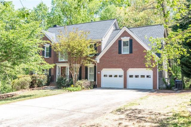 1603 Duxbury Lane NW, Kennesaw, GA 30152 (MLS #6000246) :: Kennesaw Life Real Estate