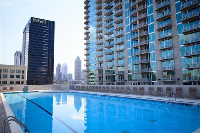 361 17th Street #2420, Atlanta, GA 30363 (MLS #6000252) :: Rock River Realty