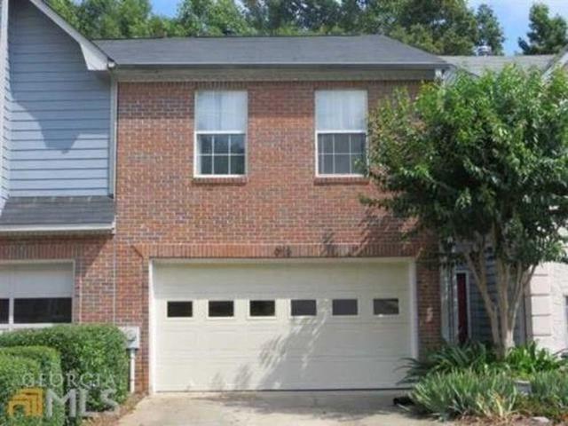 913 Edgewater Circle #913, Marietta, GA 30062 (MLS #6000255) :: Kennesaw Life Real Estate