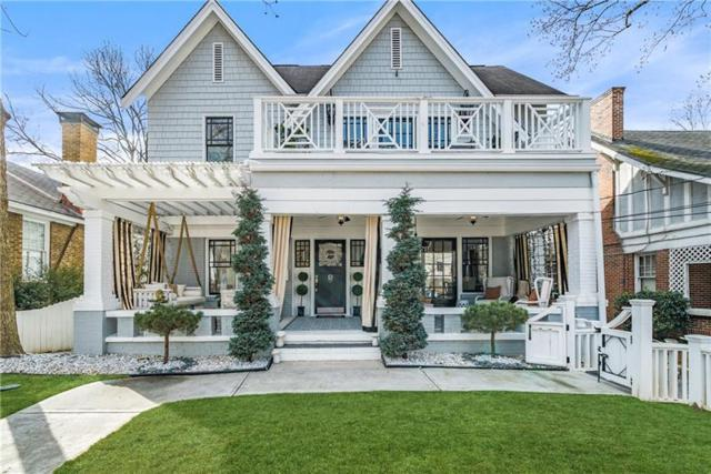 571 Park Drive NE, Atlanta, GA 30306 (MLS #6000274) :: Carr Real Estate Experts
