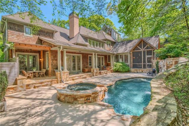759 Crestridge Drive NE, Atlanta, GA 30306 (MLS #6000293) :: Carr Real Estate Experts