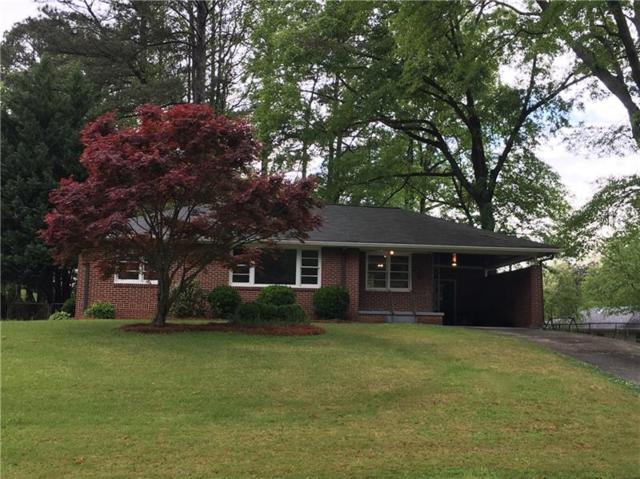 2780 Parkwood Road, Smyrna, GA 30080 (MLS #6000324) :: Charlie Ballard Real Estate