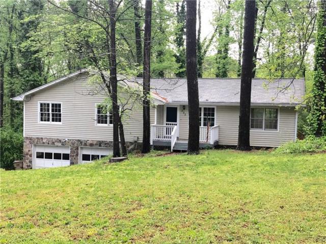 205 Burnie Road, Woodstock, GA 30188 (MLS #6000336) :: North Atlanta Home Team