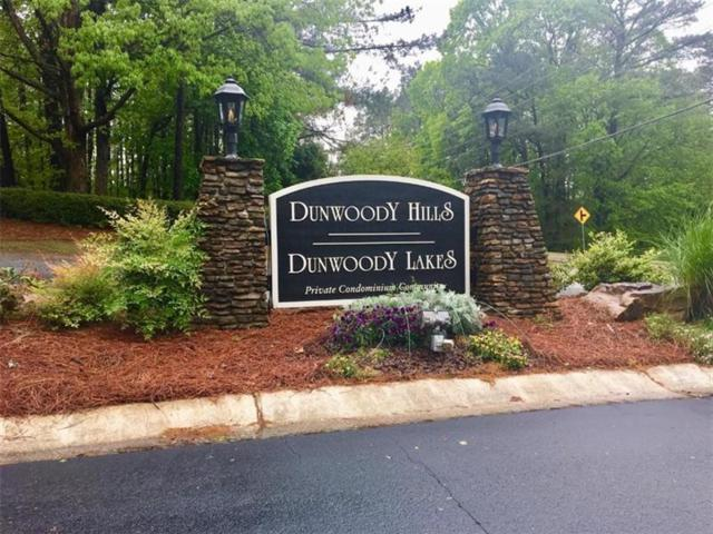 402 Gettysburg Place #402, Sandy Springs, GA 30350 (MLS #6000342) :: The Bolt Group