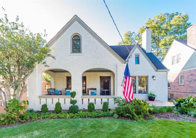 1045 Rosewood Drive NE, Atlanta, GA 30306 (MLS #6000378) :: Carr Real Estate Experts