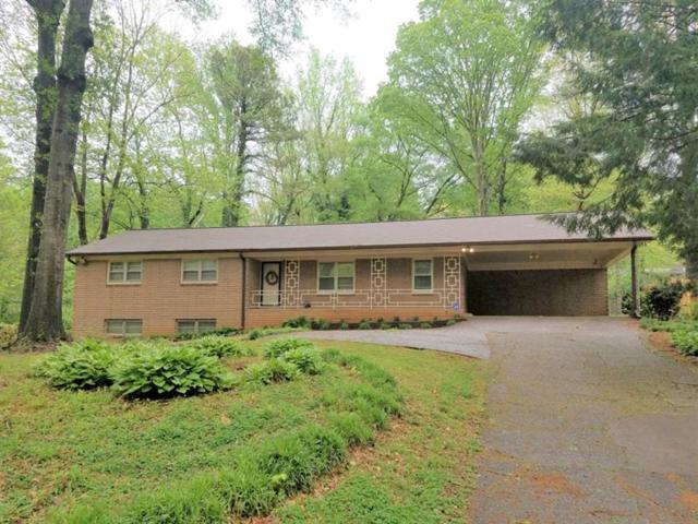 5445 Beth Drive, Austell, GA 30106 (MLS #6000395) :: Kennesaw Life Real Estate