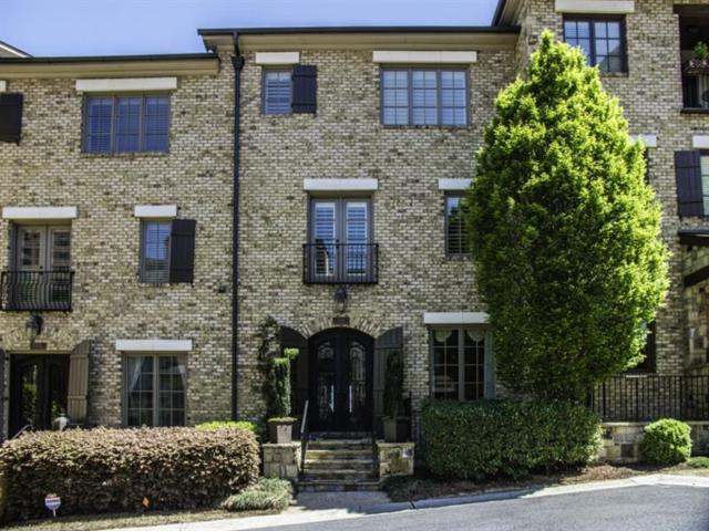 2832 Paces Lookout Lane, Atlanta, GA 30339 (MLS #6000404) :: Charlie Ballard Real Estate