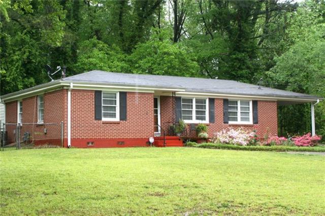 2579 Henderson Road, Tucker, GA 30084 (MLS #6000442) :: Rock River Realty