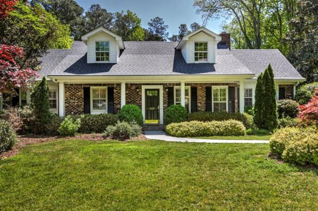 4233 Valley Trail Drive SE, Atlanta, GA 30339 (MLS #6000444) :: The Hinsons - Mike Hinson & Harriet Hinson