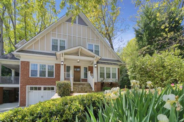 1055 Cumberland Road NE, Atlanta, GA 30306 (MLS #6000516) :: Carr Real Estate Experts