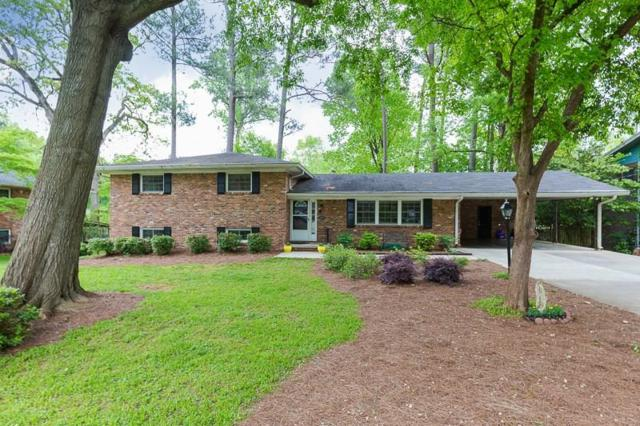 1130 Berkeley Road, Avondale Estates, GA 30002 (MLS #6000526) :: The Zac Team @ RE/MAX Metro Atlanta