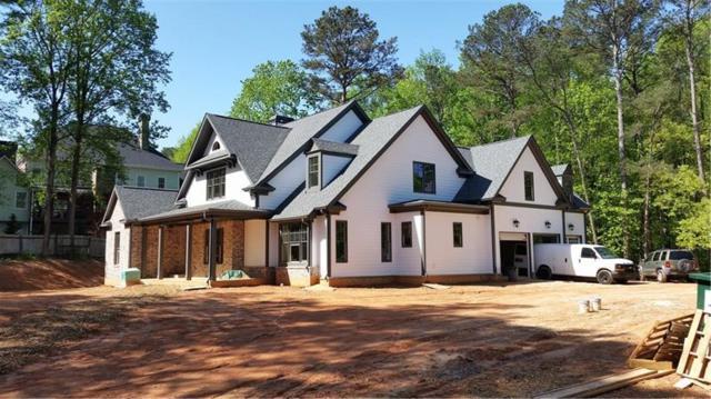 2288 Honeysuckle Lane SE, Smyrna, GA 30080 (MLS #6000533) :: Charlie Ballard Real Estate