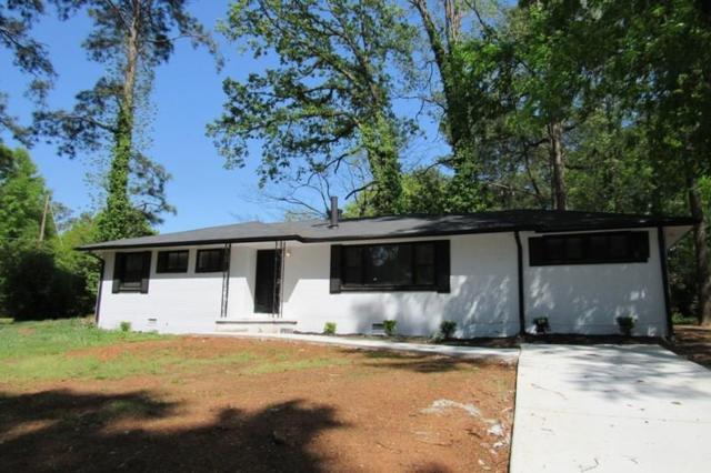 1422 Dennis Drive, Decatur, GA 30032 (MLS #6000537) :: North Atlanta Home Team