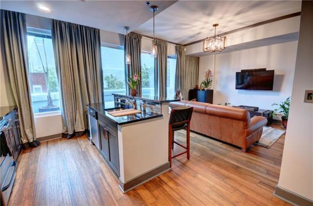44 Peachtree Place NW #427, Atlanta, GA 30309 (MLS #6000541) :: Charlie Ballard Real Estate