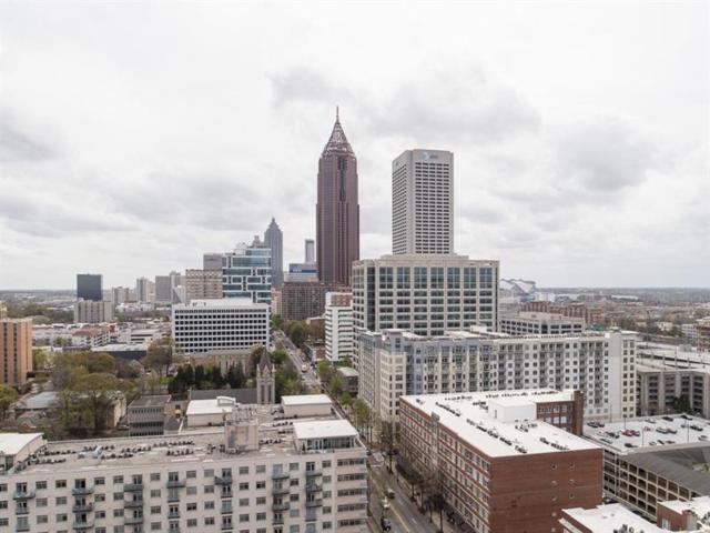855 Peachtree Street NE #1807, Atlanta, GA 30308 (MLS #6000559) :: Charlie Ballard Real Estate
