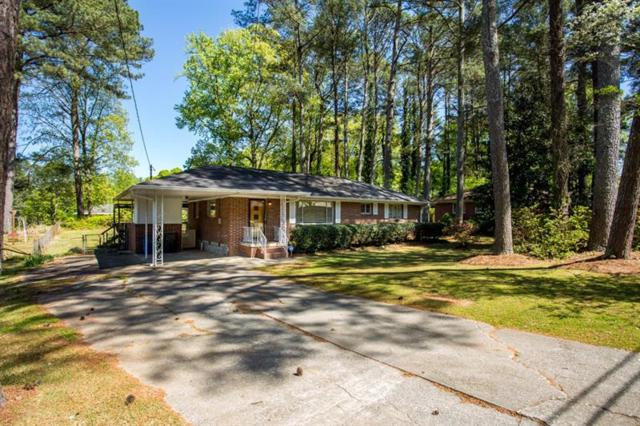 2632 Farley Street, Atlanta, GA 30344 (MLS #6000591) :: Rock River Realty