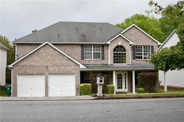 1628 Rice Square, Lithonia, GA 30058 (MLS #6000692) :: Carr Real Estate Experts