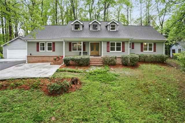 4571 Huntridge Drive NE, Roswell, GA 30075 (MLS #6000767) :: Charlie Ballard Real Estate