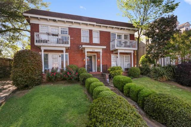 706 Charles Allen Drive C, Atlanta, GA 30308 (MLS #6000781) :: Charlie Ballard Real Estate