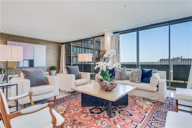 2575 Peachtree Road NE #17, Atlanta, GA 30305 (MLS #6000868) :: Charlie Ballard Real Estate