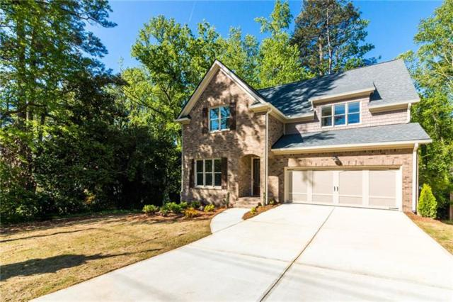 2758 N Thompson Road NE, Brookhaven, GA 30319 (MLS #6000901) :: North Atlanta Home Team