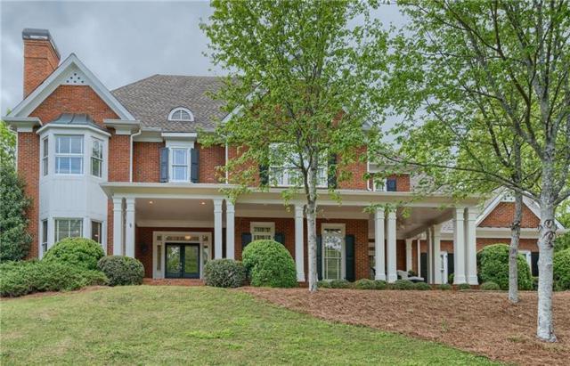 1010 Bedford Gardens Drive, Alpharetta, GA 30022 (MLS #6000930) :: North Atlanta Home Team