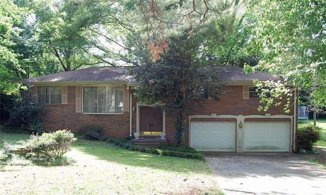 4069 Middle Drive NE, Marietta, GA 30066 (MLS #6000946) :: Charlie Ballard Real Estate