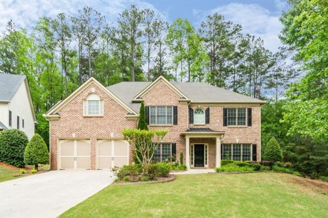1866 NW Brackendale Road NW, Kennesaw, GA 30152 (MLS #6000985) :: The Cowan Connection Team