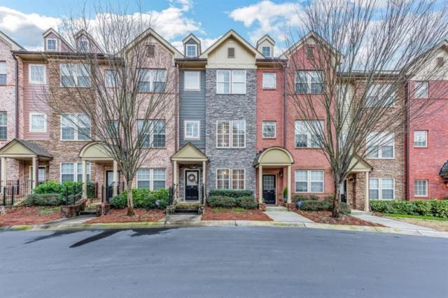 1227 Ashford Creek Park NE, Brookhaven, GA 30319 (MLS #6000987) :: Charlie Ballard Real Estate