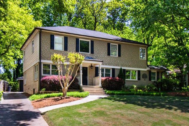 144 Mockingbird Lane, Decatur, GA 30030 (MLS #6001044) :: The Russell Group
