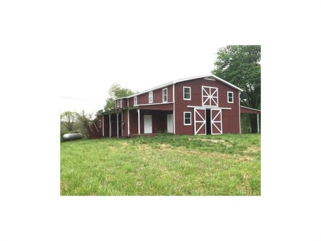 861 Stancil Road, Ball Ground, GA 30107 (MLS #6001093) :: Path & Post Real Estate