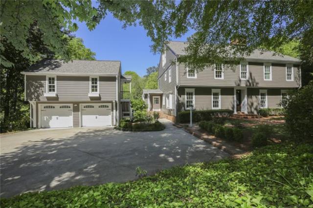 680 Tanglewood Trail, Sandy Springs, GA 30327 (MLS #6001119) :: Buy Sell Live Atlanta