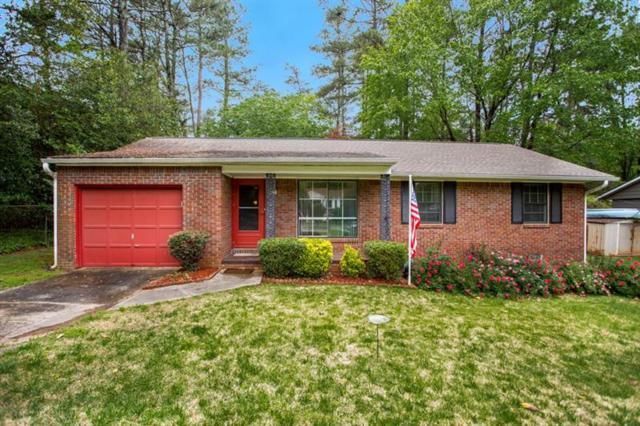 2698 Rolling View Drive SE, Smyrna, GA 30080 (MLS #6001177) :: Charlie Ballard Real Estate