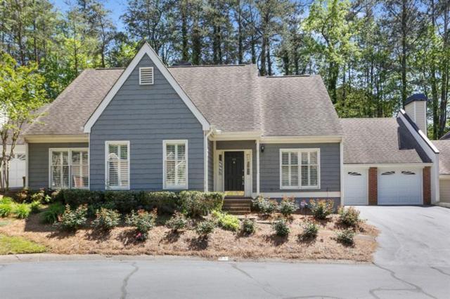 44 Vernon Glen Court #44, Sandy Springs, GA 30338 (MLS #6001322) :: Buy Sell Live Atlanta