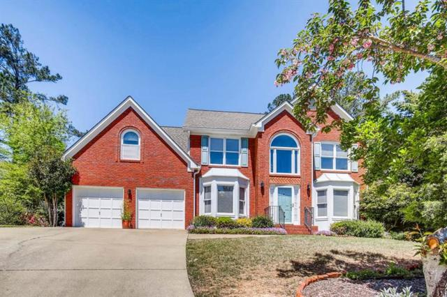 1234 Brenda Court NW, Acworth, GA 30101 (MLS #6001375) :: The Bolt Group