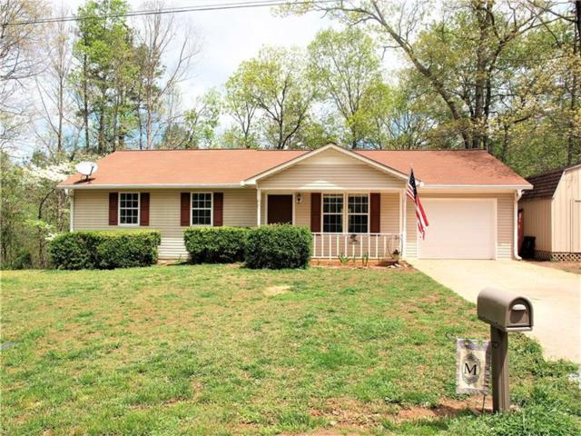 190 Maple Ridge Drive, Demorest, GA 30535 (MLS #6001376) :: Rock River Realty