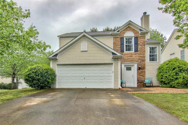 374 Weatherstone Place, Woodstock, GA 30188 (MLS #6001418) :: Rock River Realty
