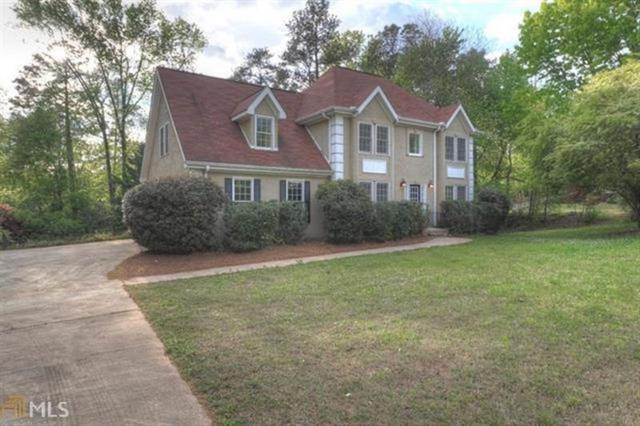 4541 Yeager Road, Douglasville, GA 30135 (MLS #6001518) :: Kennesaw Life Real Estate