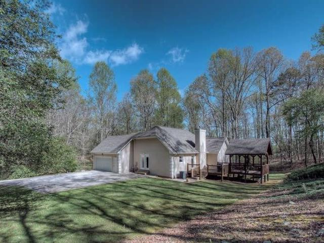 1055 Knight Road, Ellijay, GA 30540 (MLS #6001525) :: RE/MAX Paramount Properties