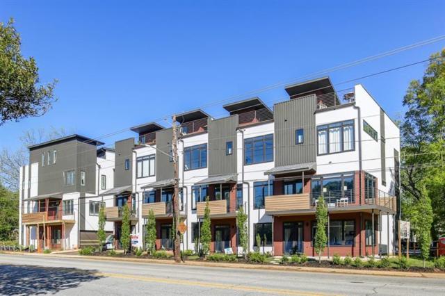 292 Gordon Avenue NE C, Atlanta, GA 30307 (MLS #6001551) :: Buy Sell Live Atlanta
