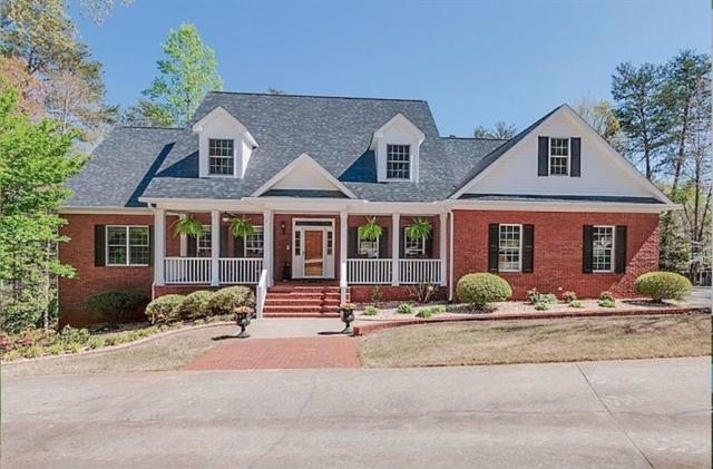 446 White Pine Drive, Dahlonega, GA 30533 (MLS #6001605) :: RE/MAX Paramount Properties