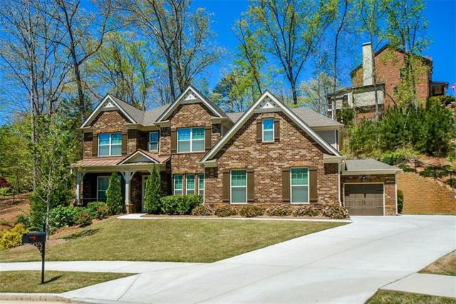 3035 Bloxley Court, Roswell, GA 30075 (MLS #6001643) :: Buy Sell Live Atlanta