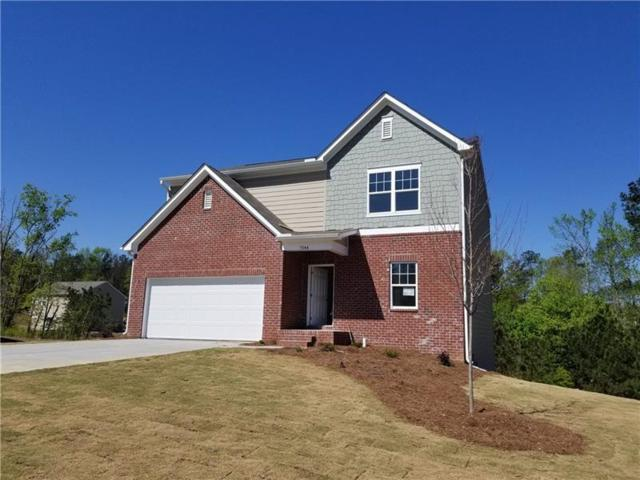 7244 Ashley Falls Court, Douglasville, GA 30134 (MLS #6001725) :: The Russell Group