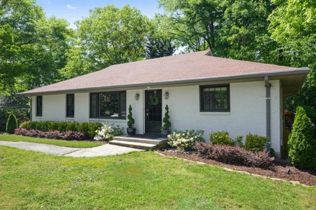 2246 Howell Mill Road NW, Atlanta, GA 30318 (MLS #6001765) :: The Russell Group