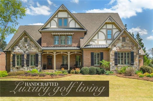 1667 Fernstone Drive NW, Acworth, GA 30101 (MLS #6001819) :: North Atlanta Home Team