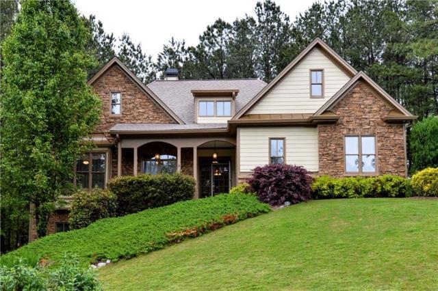 510 Huntington Drive, Ball Ground, GA 30107 (MLS #6001862) :: The Bolt Group